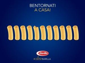 hashtag calcio barilla